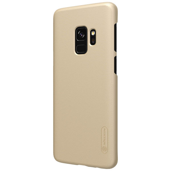 Nillkin Super Frosted skal, Galaxy S9, Guld